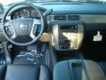 2012 Blue Granite Metallic Chevrolet Silverado 1500 LTZ Extended Cab 4x4  photo #4