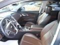 Jet Black/Brownstone Interior Photo for 2010 Chevrolet Equinox #56661375