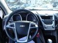 Jet Black/Brownstone Steering Wheel Photo for 2010 Chevrolet Equinox #56661384