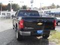 2012 Black Chevrolet Silverado 1500 LS Crew Cab 4x4  photo #4