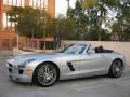 """AMG in Iridium SIlver with AMG 19"""" and 20"""" Twin Spoke Wheels"""