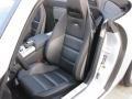 SLS Drivers seat in designo Black