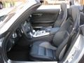 2012 SLS AMG Roadster designo Black Interior