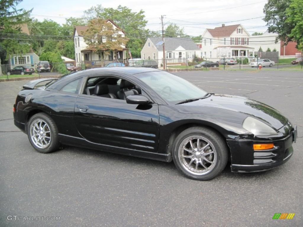 Kalapana Black 2002 Mitsubishi Eclipse Gt Coupe Exterior Photo 56664636 Gtcarlot Com
