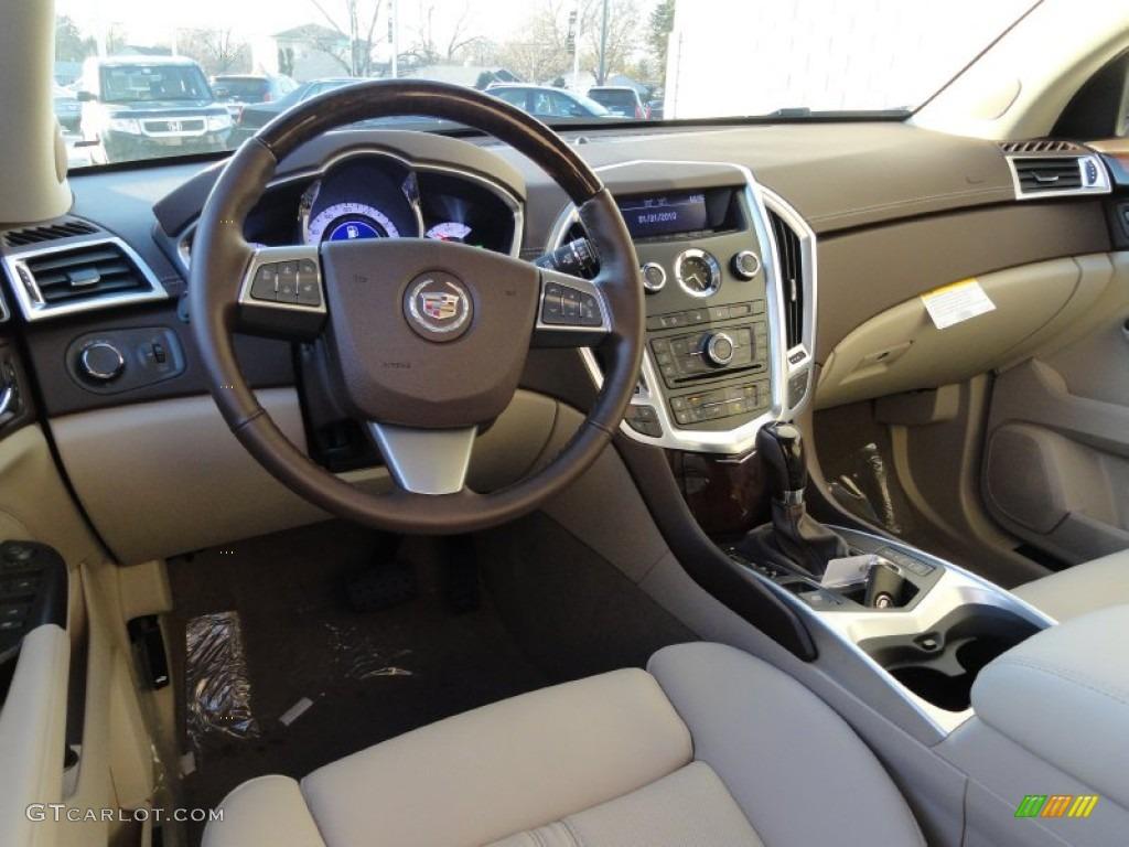 2012 Xenon Blue Metallic Cadillac Srx Luxury Awd 56609643 Photo 10 Car Color