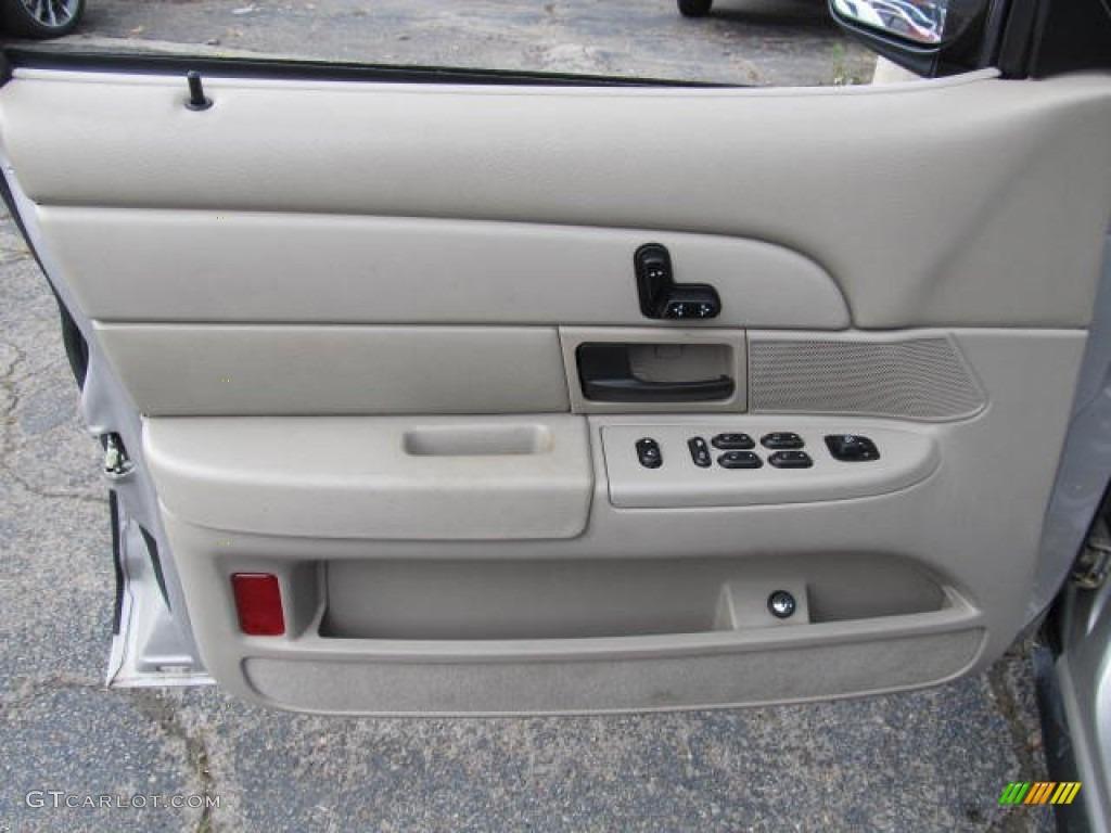 2006 Ford Crown Victoria Lx Medium Light Stone Door Panel Photo 56665332
