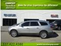 2010 Quicksilver Metallic Buick Enclave CX  photo #1