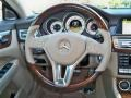 2012 CLS 550 Coupe Steering Wheel