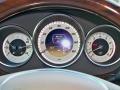 2012 CLS 550 Coupe 550 Coupe Gauges