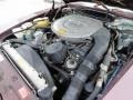 1986 SL Class 560 SL Roadster 5.6 Liter SOHC 16-Valve V8 Engine