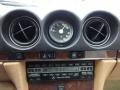 Controls of 1986 SL Class 560 SL Roadster