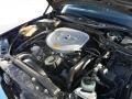 1988 S Class 560 SEL Sedan 5.6 Liter SOHC 16-Valve V8 Engine