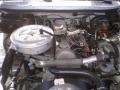 1981 E Class 300 D Sedan 3.0 Liter Diesel 5 Cylinder Engine
