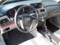 Gray 2012 Honda Accord Interiors