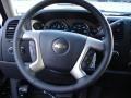2012 Black Chevrolet Silverado 1500 LT Crew Cab 4x4  photo #18