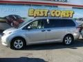 2011 Silver Sky Metallic Toyota Sienna V6  photo #3