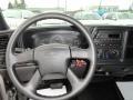Dark Charcoal Steering Wheel Photo for 2006 Chevrolet Silverado 1500 #56709665