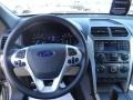 Charcoal Black Steering Wheel Photo for 2011 Ford Explorer #56709878