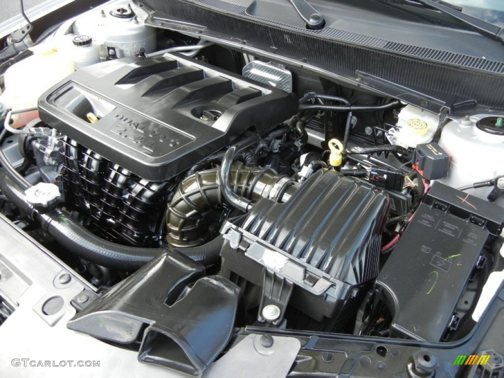Engine 56712573 on 2004 chrysler sebring touring