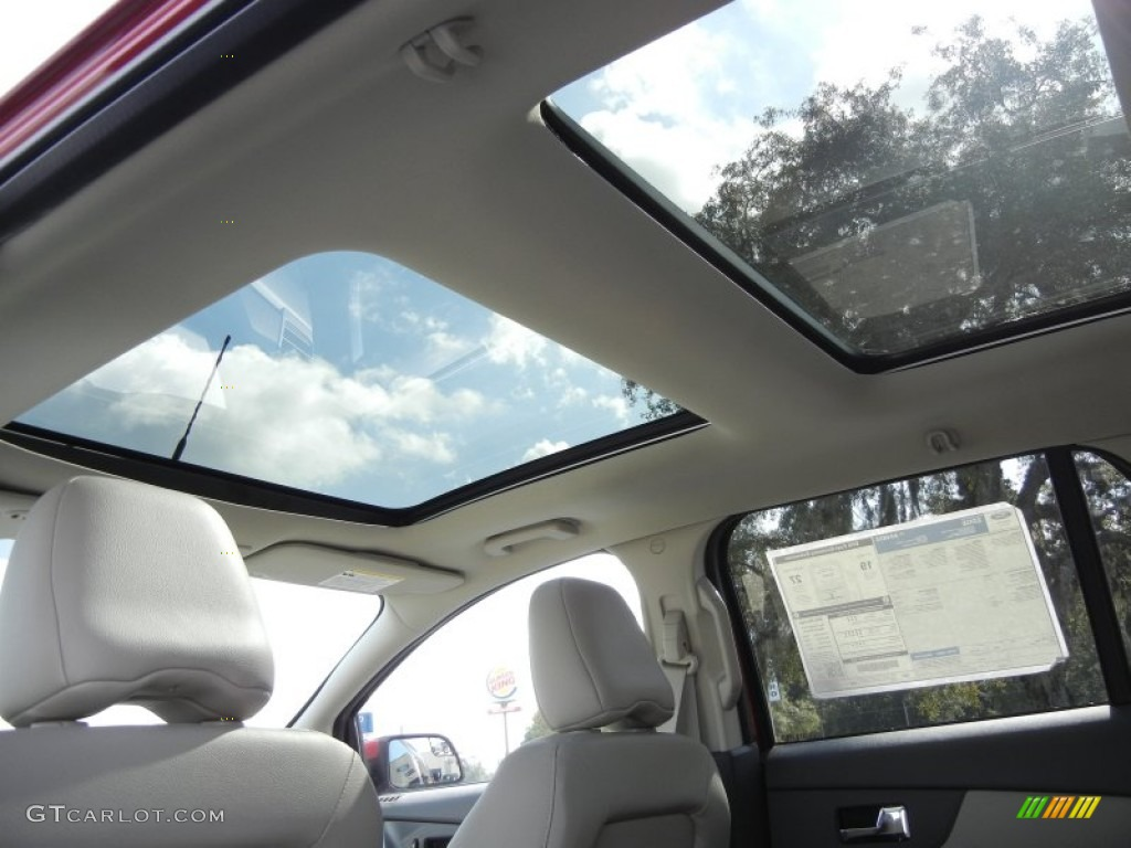 Ford Edge Limited Sunroof Photo
