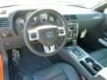Dark Slate Gray Prime Interior Photo for 2012 Dodge Challenger #56715849