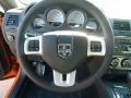 Dark Slate Gray Steering Wheel Photo for 2012 Dodge Challenger #56715876