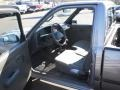 1993 Pickup Deluxe Regular Cab 4x4 Gray Interior