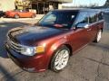 Cinnamon Metallic 2010 Ford Flex Gallery