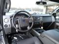 2012 Ingot Silver Metallic Ford F250 Super Duty Lariat Crew Cab 4x4  photo #12