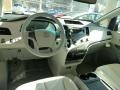 2012 Predawn Gray Mica Toyota Sienna LE  photo #11