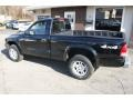 2004 Black Dodge Dakota SXT Regular Cab 4x4  photo #6