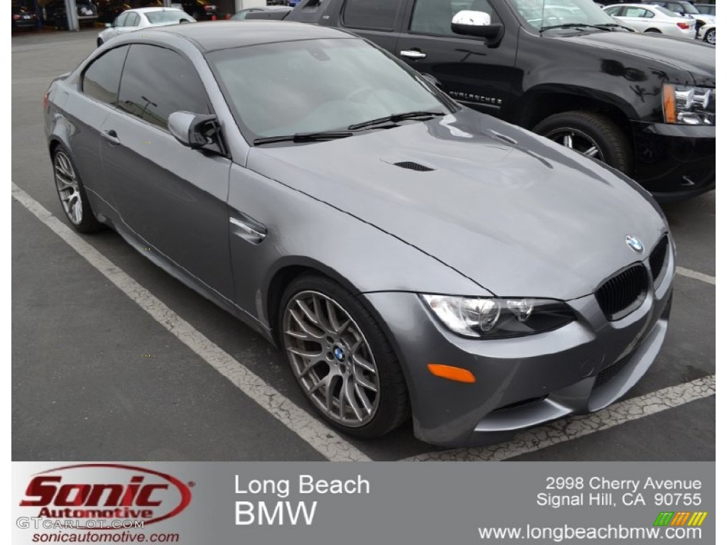 2011 space gray metallic bmw m3 coupe 56704995 photo 2. Black Bedroom Furniture Sets. Home Design Ideas