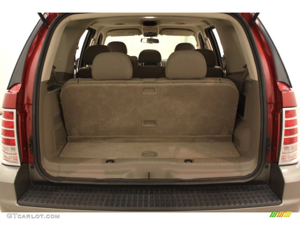 2003 Mercury Mountaineer Convenience Awd Trunk Photo 56746002