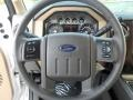 Adobe Steering Wheel Photo for 2012 Ford F250 Super Duty #56746284