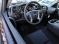 2012 Black Chevrolet Silverado 1500 LT Extended Cab 4x4  photo #6