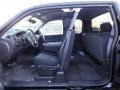 2012 Black Chevrolet Silverado 1500 LT Extended Cab 4x4  photo #8