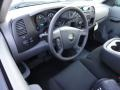2012 Summit White Chevrolet Silverado 1500 Work Truck Regular Cab  photo #8