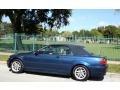 Mystic Blue Metallic - 3 Series 325i Convertible Photo No. 4