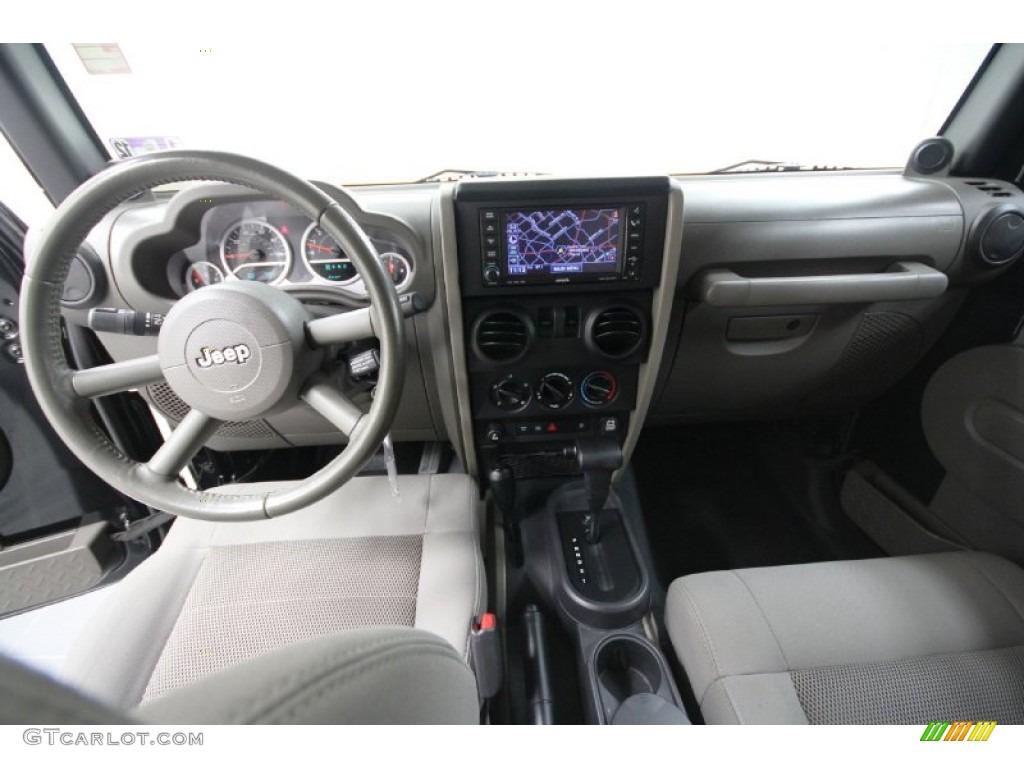 2009 Jeep Wrangler Rubicon 4x4 Dashboard Photos