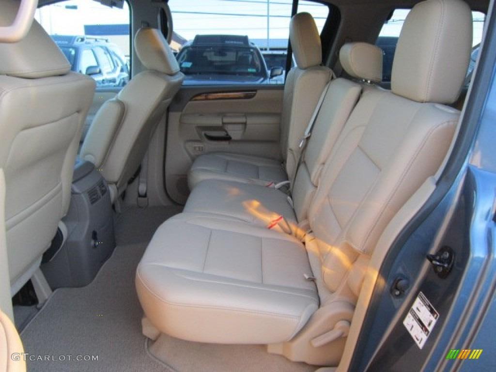 2012 Nissan Armada SL 4WD Interior Photo #56766549