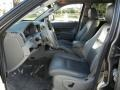 Medium Slate Gray 2007 Jeep Grand Cherokee Interiors
