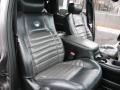 2002 F150 Harley-Davidson SuperCrew Black/Grey Interior