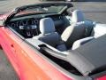 2007 Torch Red Ford Mustang V6 Premium Convertible  photo #8