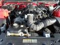 2007 Torch Red Ford Mustang V6 Premium Convertible  photo #9