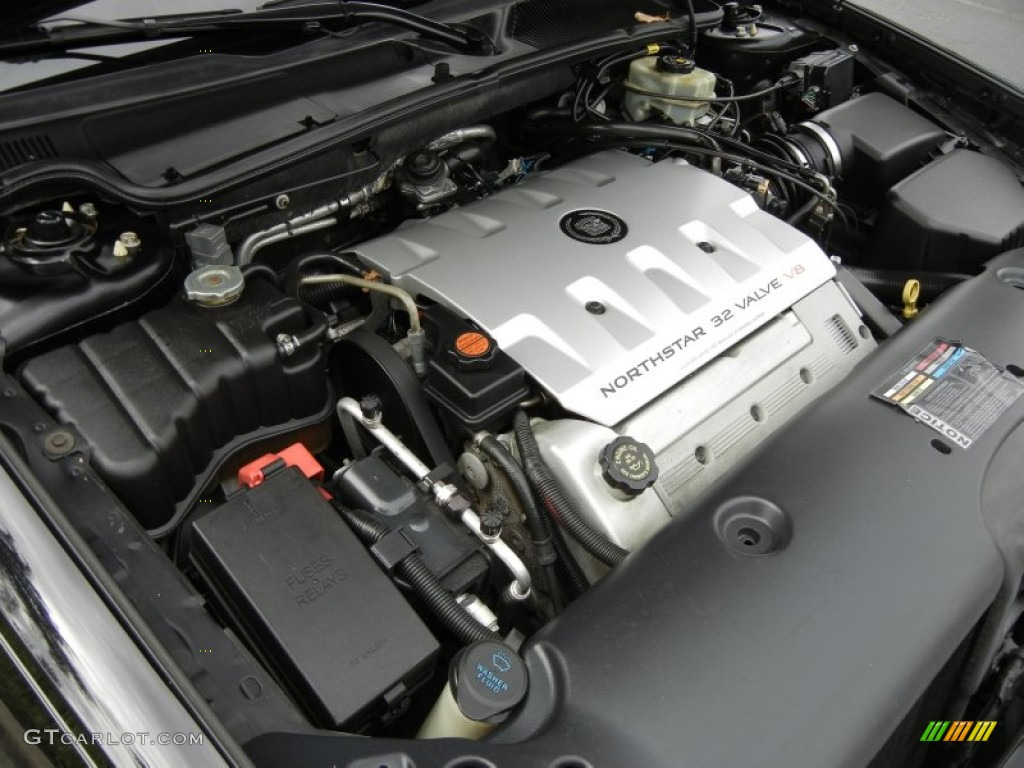 North Star Engine Diagram Wiring Library Bmw 2001 Cadillac Deville Dts Sedan 46 Liter Dohc 32 Valve Northstar V8 Photo