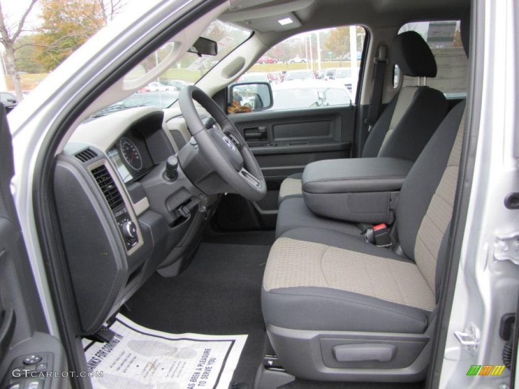 2012 dodge ram 1500 express quad cab interior photo 56790933. Black Bedroom Furniture Sets. Home Design Ideas
