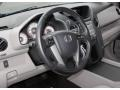 Gray Steering Wheel Photo for 2011 Honda Pilot #56798293
