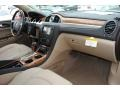 Cashmere/Cocoa Interior Photo for 2011 Buick Enclave #56801199