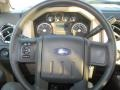 2012 Black Ford F250 Super Duty XLT Crew Cab 4x4  photo #14