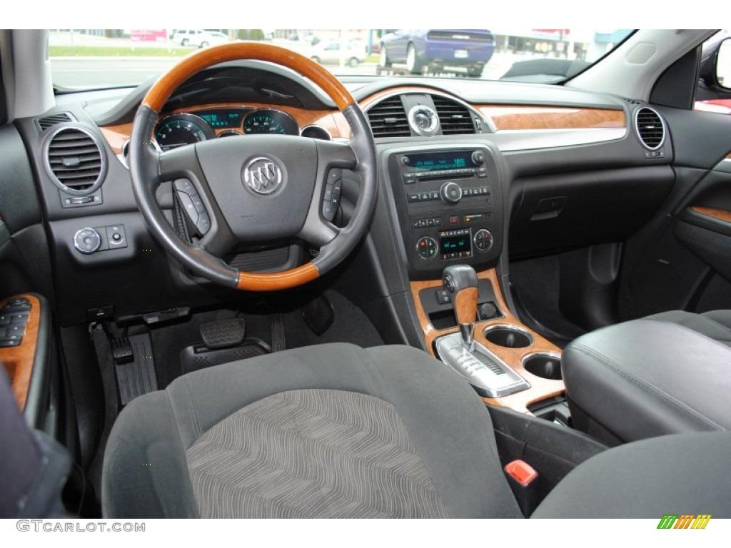 2008 Buick Enclave CX AWD Interior Color Photos